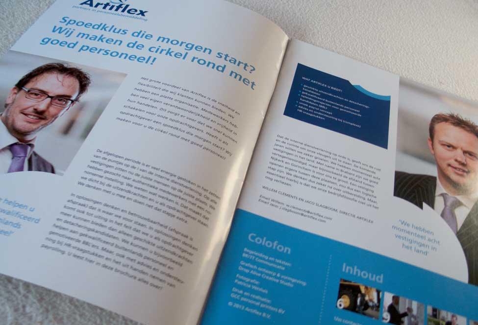 Brochure Artiflex