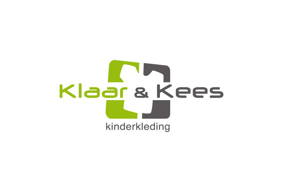 Logo ontwerp Klaar en Kees