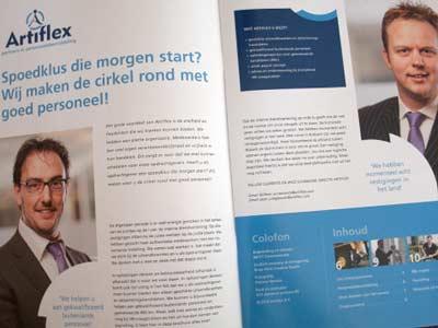 Informatie brochure Artiflex
