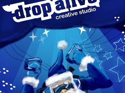 Drop Alive Nieuwjaarsgroet 2012