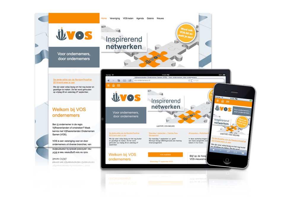 Website voor VOS